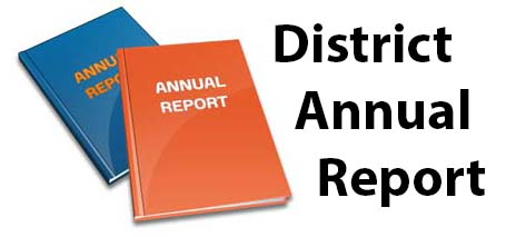 annual report district