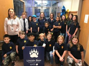Lincoln Bear CU- Grand Re-Opening