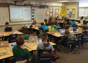 Third Grade Technology