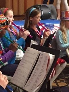 Learning Music with Recorders