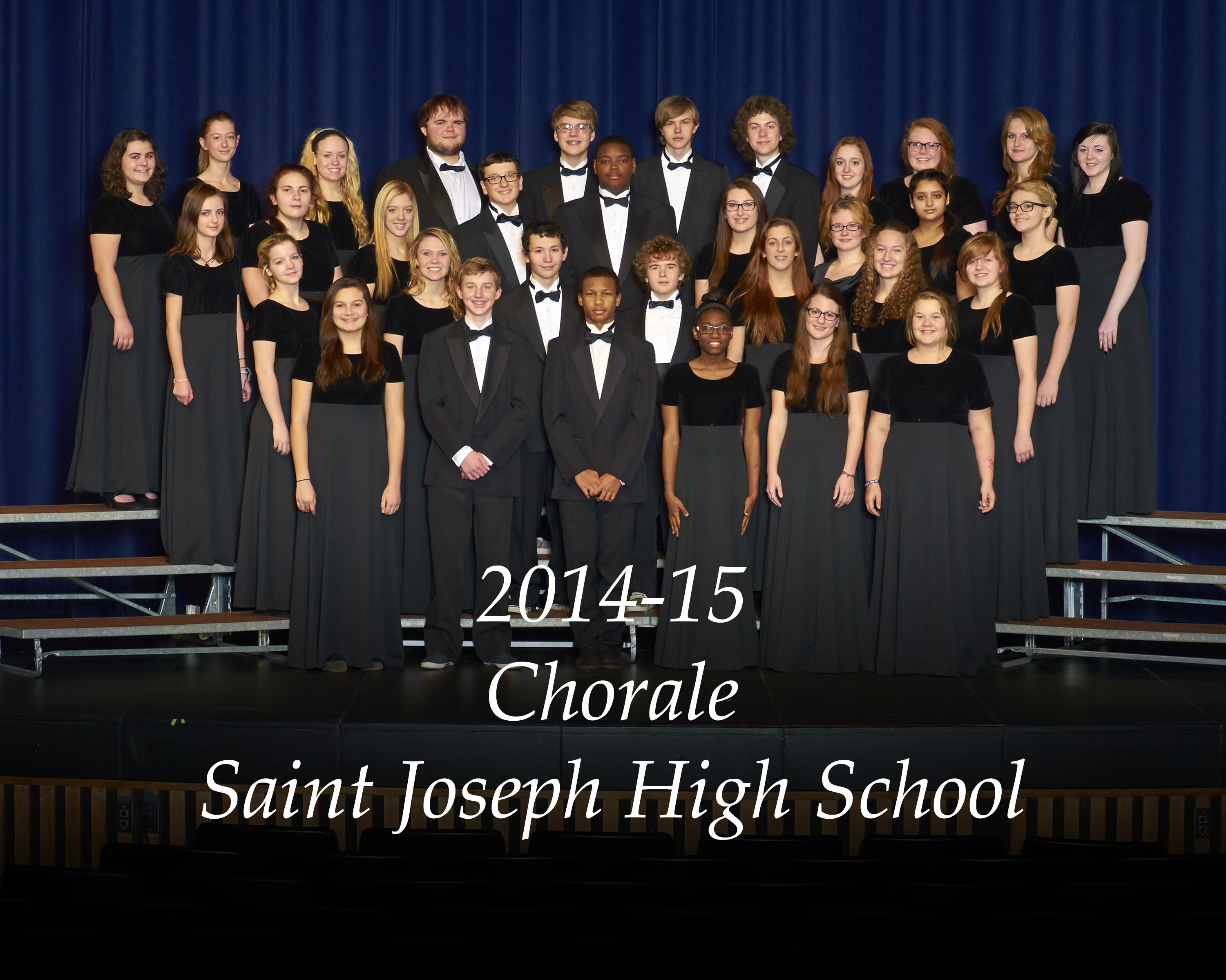 2014 15Chorale
